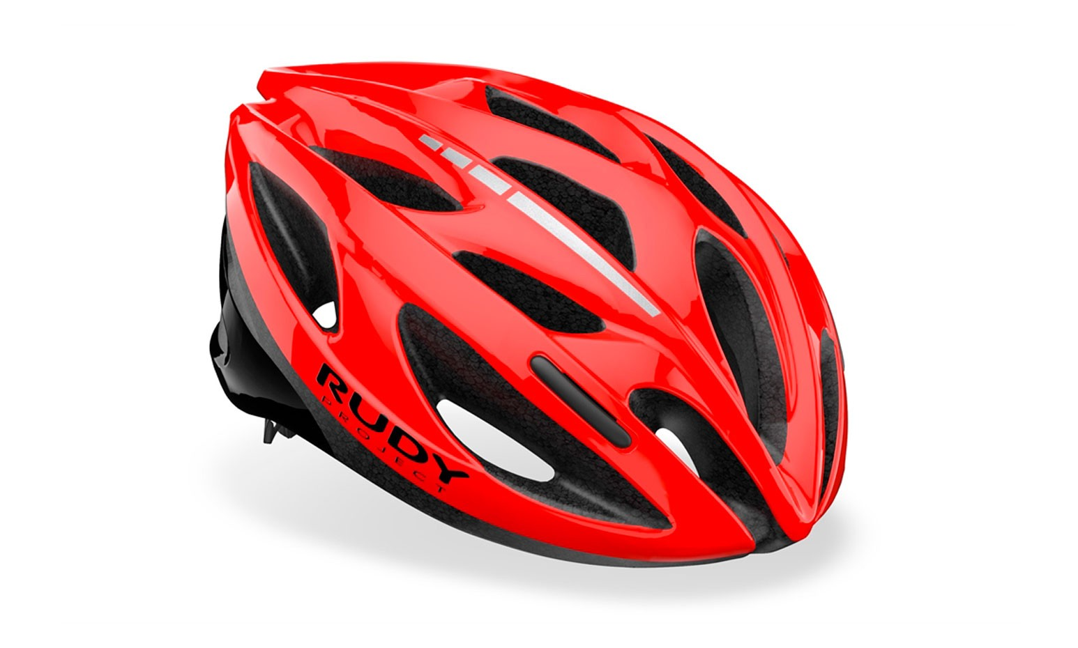 Capacete Rudy Project Modelo Zumy Red Shiny Tam (s/m)